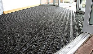 Carpeted Safety Floor Matting