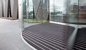 Customised Entrance Matting