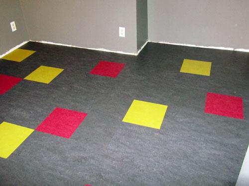 Marmoleum Kitchen Flooring