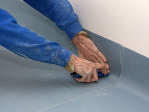 Safety Flooring Installation