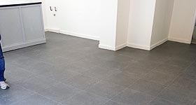 Stone Effect Safety Vinyl Flooring