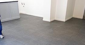 Stone Effect Safety Vinyl Flooring