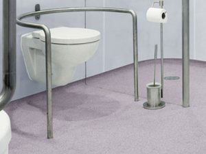 Wetroom Safety Flooring