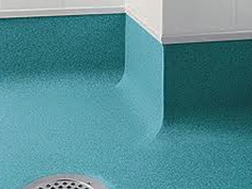 Wetroom Safety Vinyl Flooring