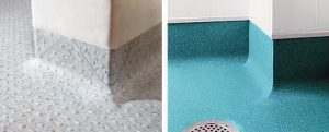 wetroom fitouts and drainage