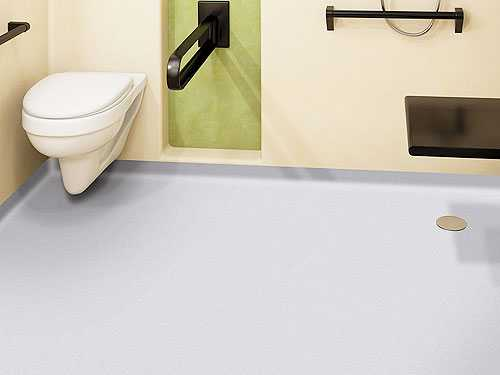Luxury Vinyl Tile Safety Flooring